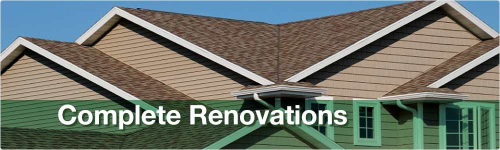 Affordable Contractors - Repairs And Renovations